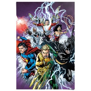 Poster Justice League Strike