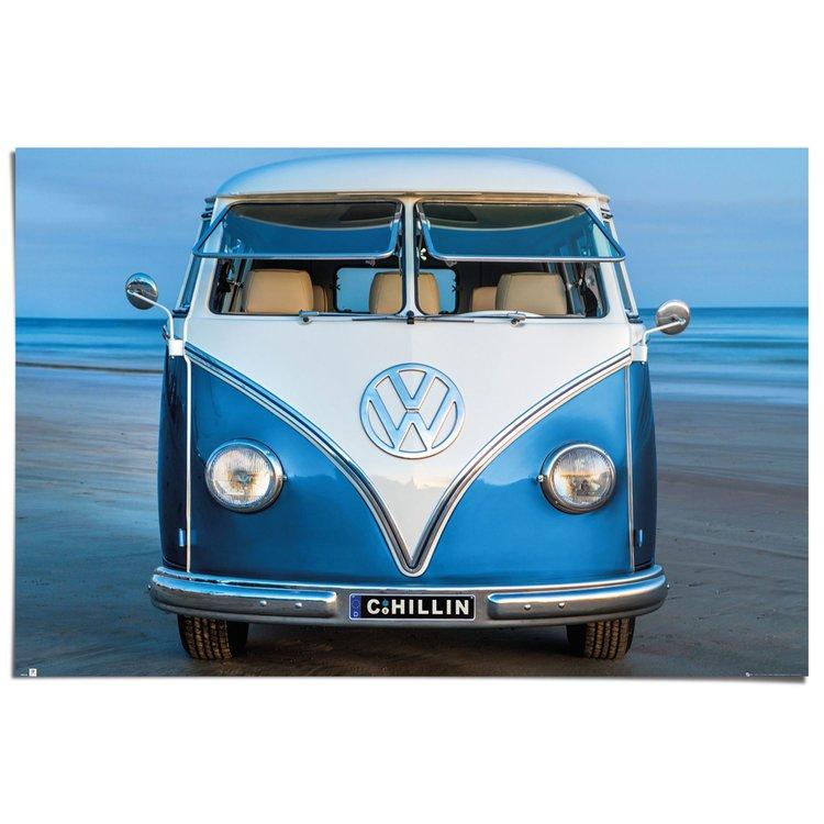 Volkswagen - T1 California - Poster 91.5 x 61 cm