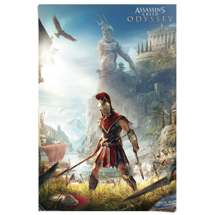 Assassin's Creed  - Poster 61 x 91.5 cm