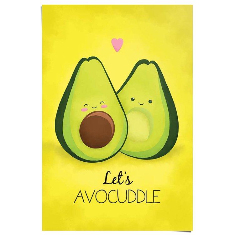 Avocado - Poster 61 x 91.5 cm