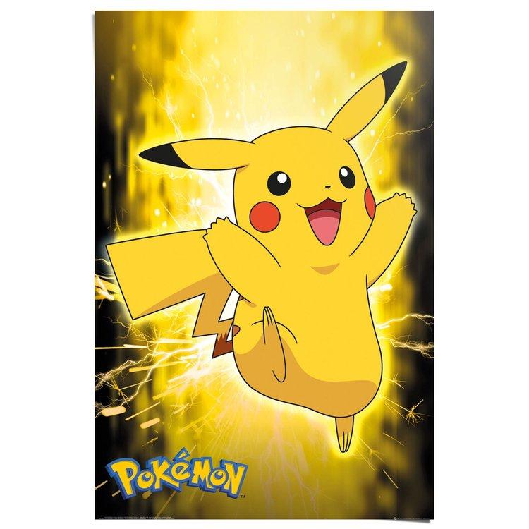 Pokemon Pikachu - Poster 61 x 91.5 cm