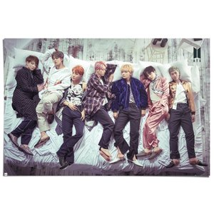 Poster BTS Bed