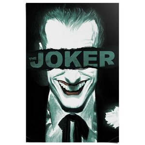 Poster The Joker Put on a happy face