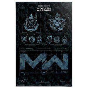 Poster Call of Duty Modern Warfare Spel - Computer - Game poster - Merchandise