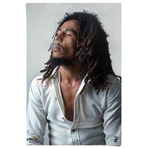 Poster Bob Marley - Redemption Song  King of Reggae - Uprising - Jamaica - Rastafari