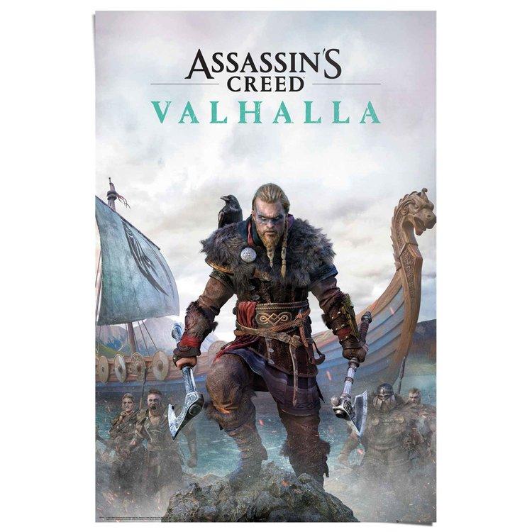 Assassins Creed Valhalla - Poster Papier 61 x 91.5 cm