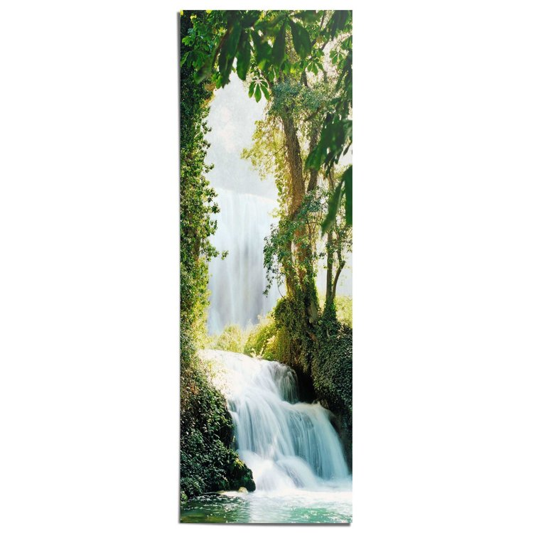 Waterval  - Poster 53 x 158 cm