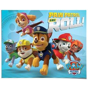 Poster Paw Patrol Roll