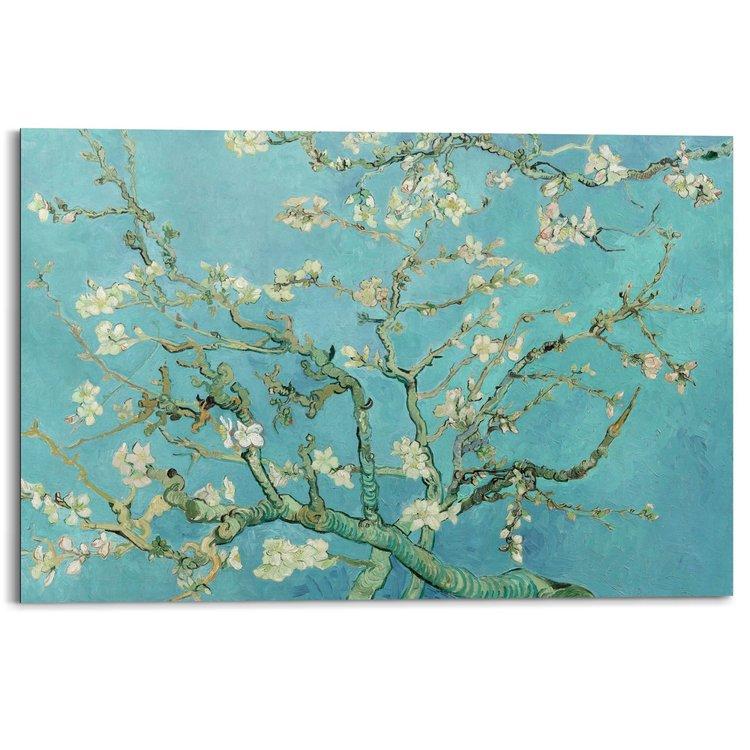 Van Gogh - amandelbloesem - Schilderij 60 x 90 cm