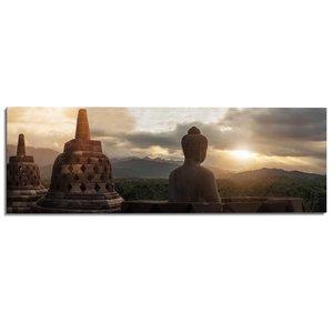 Schilderij Borobudur