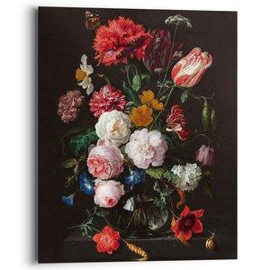 Schilderij Stilleven met bloemen