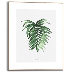 Schilderij Palmblad