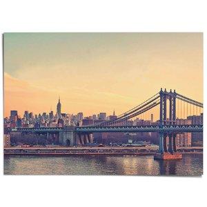 XXL Poster NY - Brooklyn Bridge