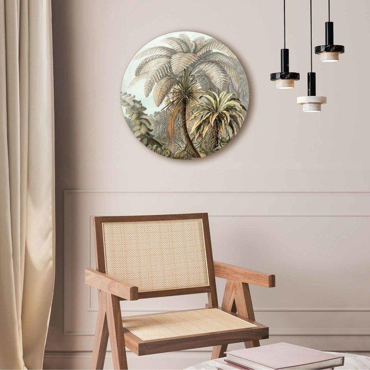 Palmboom Natuur - Tropisch - Bos  - Acrylglas Plexiglas