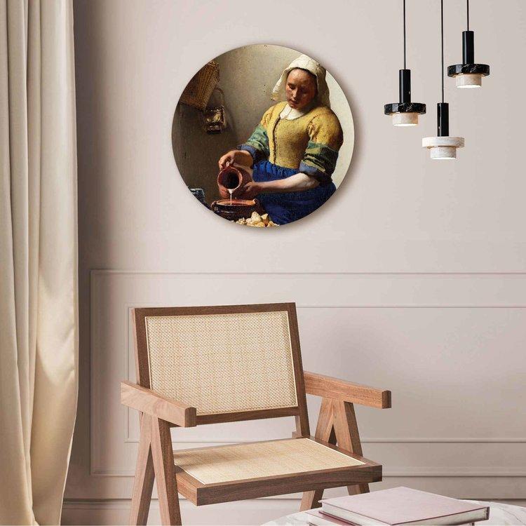 Melkmeisje Johannes Vermeer - Oude meesters - Kunst - Rijksmuseum - Acrylglas Plexiglas