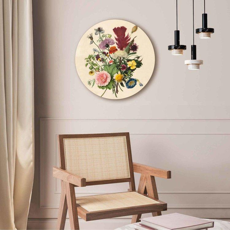 Bloemen boeket Stilleven - Rijksmuseum - Kunst  - Acrylglas Plexiglas