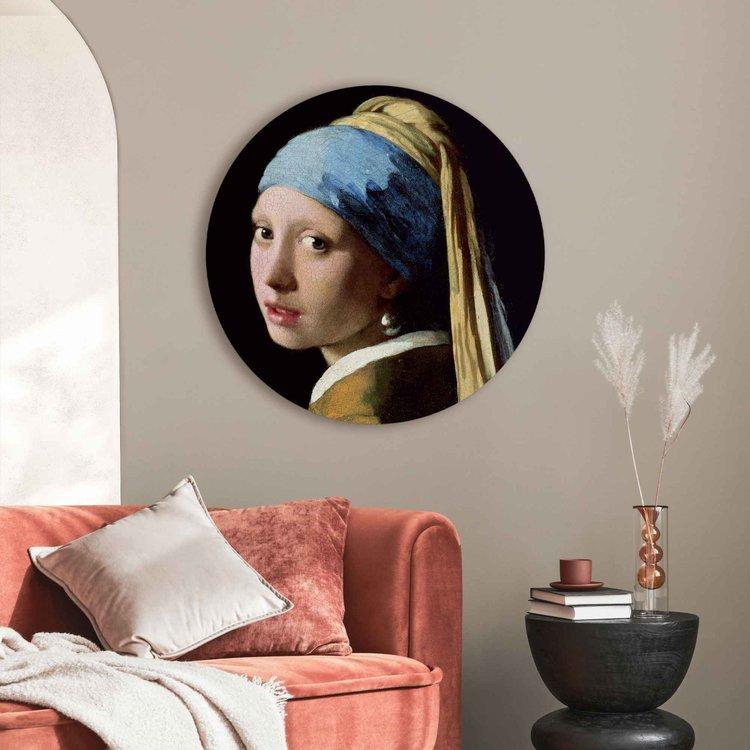 Meisje met de parel Johannes Vermeer - Oude Meesters - Kunst - Mauritshuis - Acrylglas Plexiglas