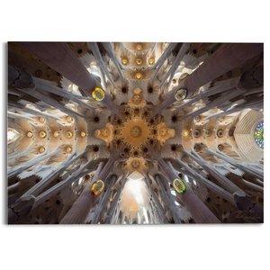 Acrylglas Sagrada Familia