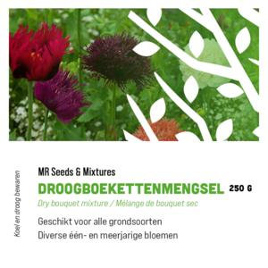 MRS Seeds & Mixtures Mélange de fleurs séchées - 1kg