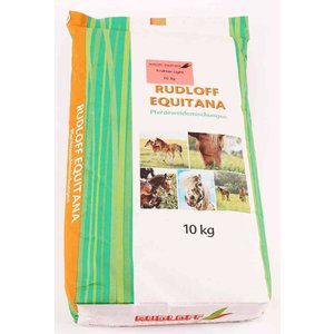 Rudloff Equitana Fructane Light Pâturage à cheval - 10KG