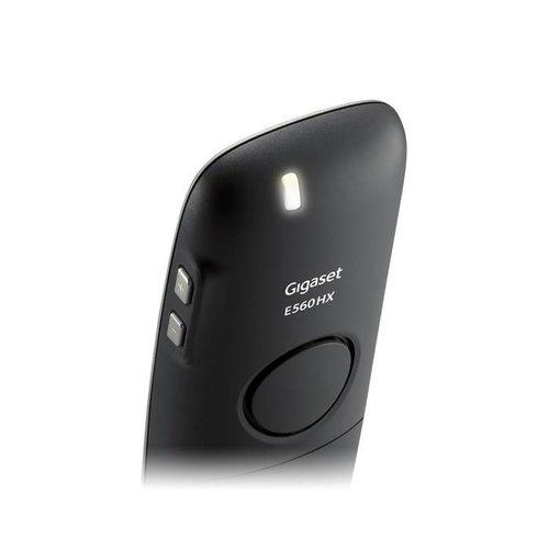 Gigaset Gigaset E560h draadloze handset met lader ter uitbreiding