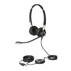 Jabra BIZ 2400 II USB MS BT Duo