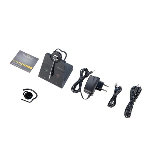 Jabra Jabra Engage 65 Convertible draadloze headset voor telefoon en pc