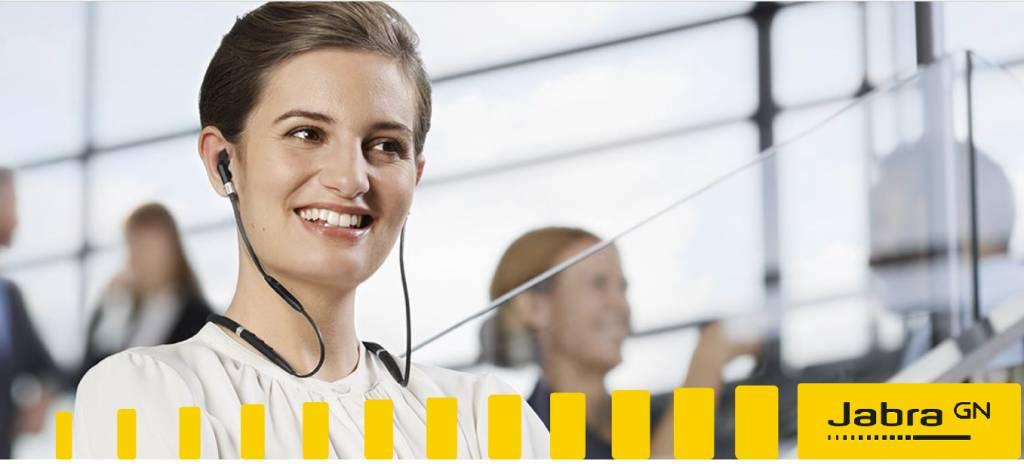 Jabra Evolve 75e prestatieverbeteringen na firmware upgrade