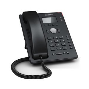 SNOM D120 SIP Telefoon met 2 lijnen