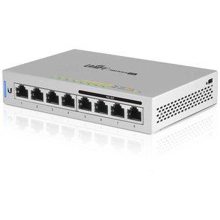 Ubiquiti Unifi Switch, 8-ports, 60W