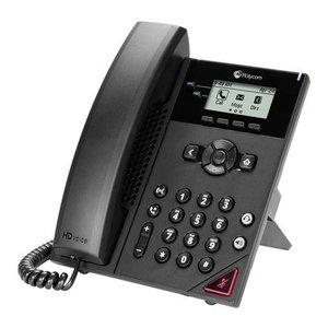 Polycom VVX 150  2-lijns voip telefoon