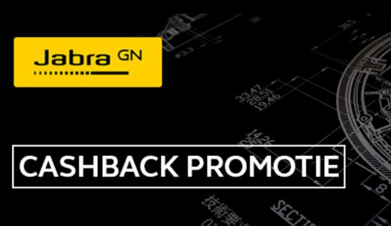 Tot € 35 Cashback! bij aanschaf van één van de JABRA actieproducten
