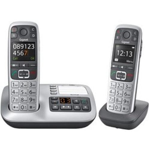 Gigaset Gigaset E560A Duo Senioren telefoon set met twee toestellen