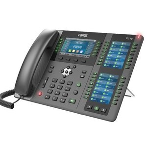 """Fanvil X210 Voip telefoon met 4,3"""" kleurenscherm"""