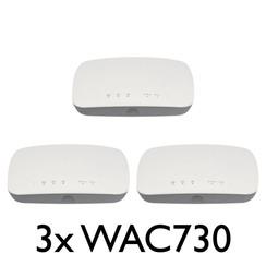 Netgear 3 Pack Bundle WAC730