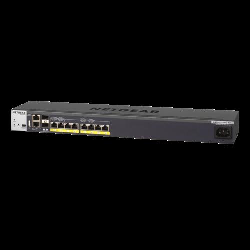 Netgear netwerk producten Netgear M4200-10MG-POE+ MANAGED SWITCH