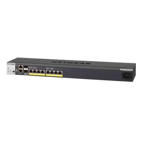 Netgear netwerk producten Netgear M4200-10MG-POE+ MANAGED SWITCH (GSM4210P-100NES)