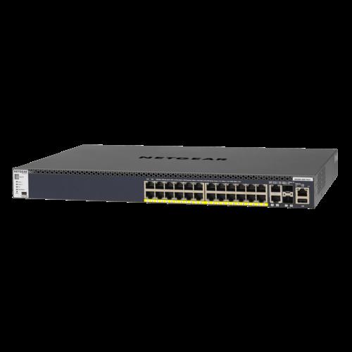 Netgear netwerk producten Netgear M4300-28G-POE+ MANAGED SW (GSM4328PB-100NES)