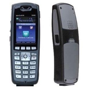 Spectralink 8440  WiFi zwart, excl. batterij/adapter (Skype for Business)