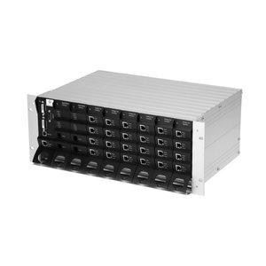 Spectralink Wireless Server 8000 Rack incl. voeding en 30 gebr.