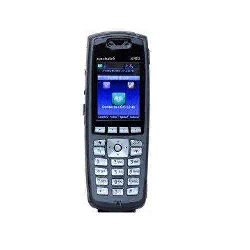 Spectralink Spectralink 8453 WiFI  exclusief batterij/adapter (m/Lync) (2200-37294-101)