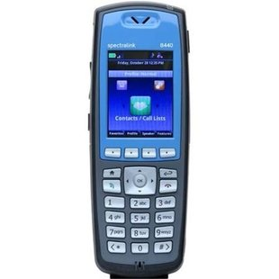 8440 WiFi Telefoon  blauw