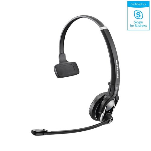 Epos Sennheiser  Epos Sennheiser DW Pro 1 ML Skype for business headset voor PC en Telefoon (1000533)
