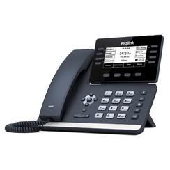 Yealink T53W Voip telefoon voor 12 lijnen - WiFi