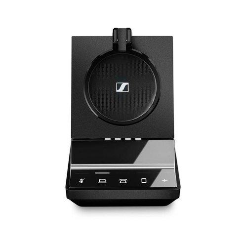 Sennheiser Sennheiser SDW5016 Draadloze headset voor bureautoestel, softphone  en moble device