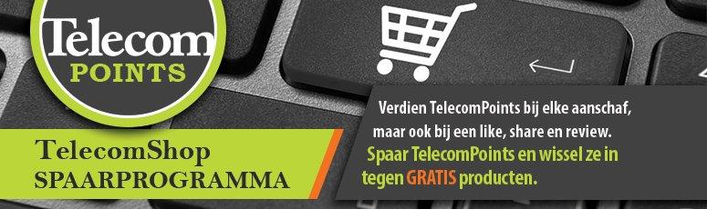 TelecomPoints Spaarprogramma