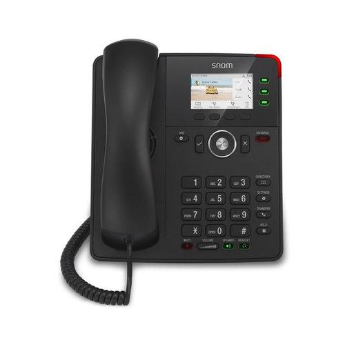 SNOM Snom D717 Voip telefoon