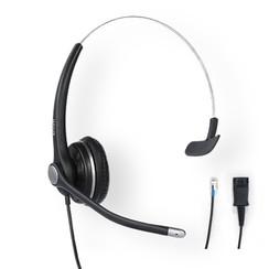 SNOM A100M Mono Headset