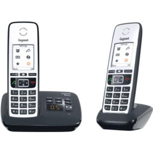 Gigaset Gigaset A670A Duo dect set met 2 toestellen en antwoordapparaat - Stralingsarm
