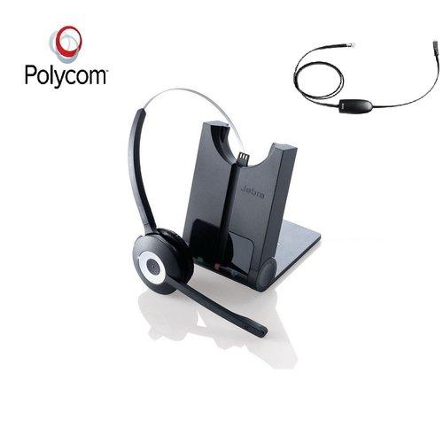 Jabra Jabra PRO 920 Mono voor Polycom toestellen